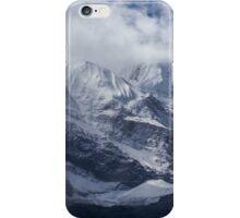 The Peak of Annapurna II, Nepal iPhone Case/Skin