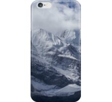 The Peak of Annapurna II, Nepal iPhone Case/Skin