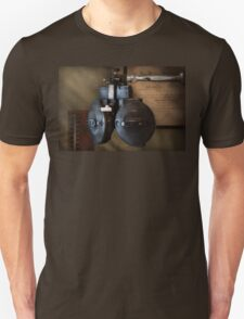 Doctor - Optometry - An old phoropter  T-Shirt