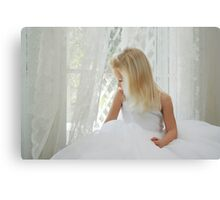 Love of a Child Canvas Print