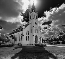 Painted Churches of Schulenburg, Texas by va103