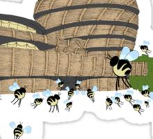 guggen hives Sticker