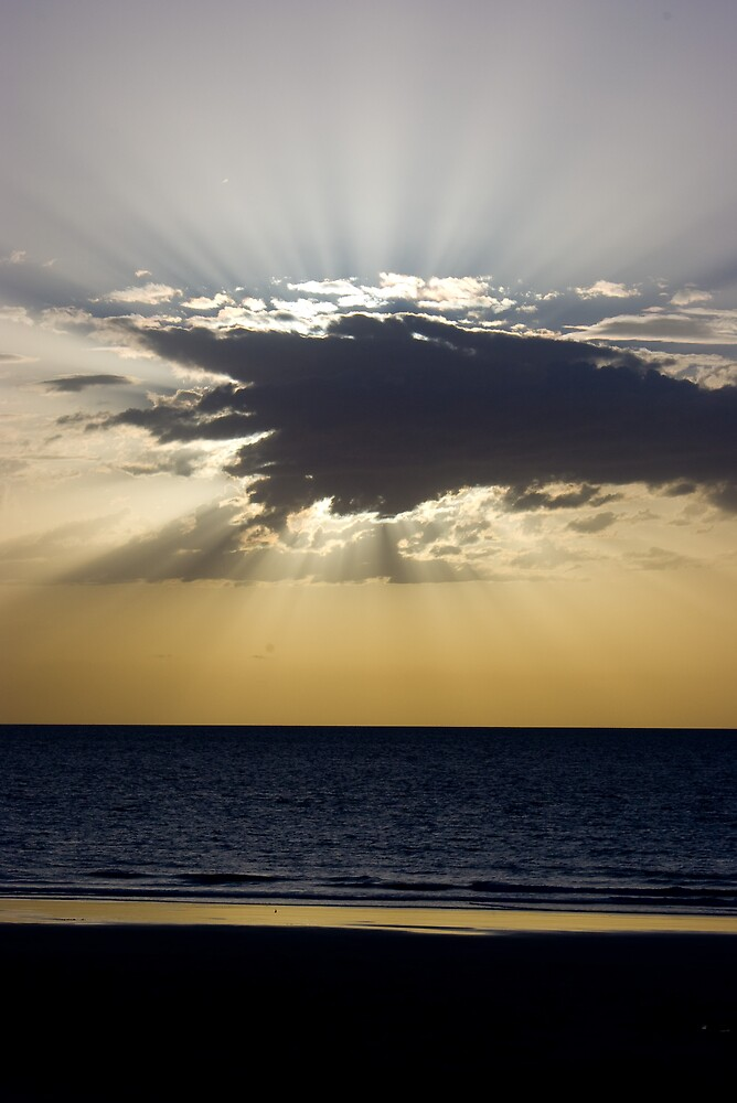 Behind the Cloud by Igor Janicijevic