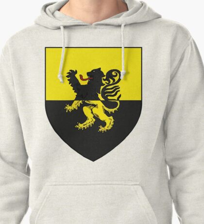 Coat Of Arms Pullover Hoodie