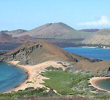 Bartolome Island (Galapagos, Ecuador) by Kphotographer