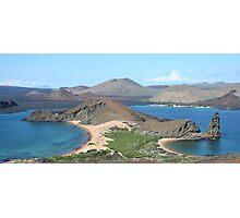 Bartolome Island (Galapagos, Ecuador) Photographic Print