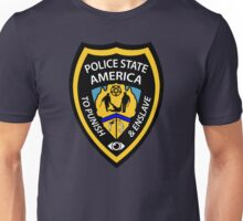 Police State America Unisex T-Shirt