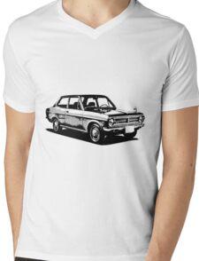 1970 (LARGE) Mens V-Neck T-Shirt