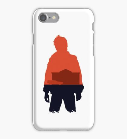 Marty! iPhone Case/Skin