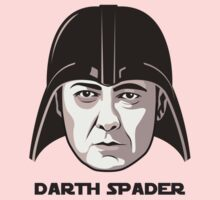"James Spader is ""DARTH SPADER"" One Piece - Long Sleeve"