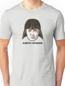 "James Spader is ""DARTH SPADER"" Unisex T-Shirt"