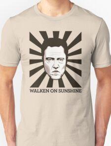 Walken on Sunshine - Christopher Walken Unisex T-Shirt