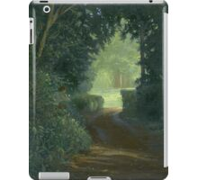 Afternoon Song iPad Case/Skin