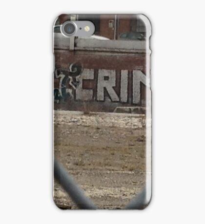 True Crime iPhone Case/Skin
