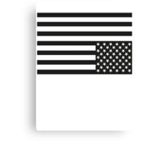 American Canvas Print