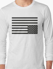 American Long Sleeve T-Shirt
