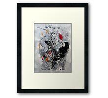 Moods II Framed Print