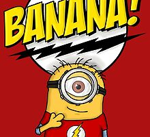 Bazinga Minion by AllTimeNicole