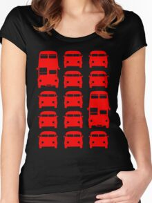 TRANSPORTATION Women's Fitted Scoop T-Shirt
