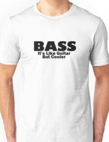Bass for ever Unisex T-Shirt