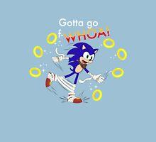 Sonic: Gotta Go F-WHOA! Unisex T-Shirt