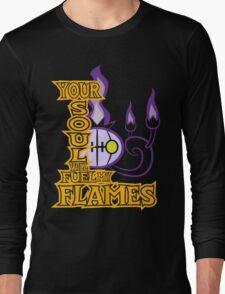 Chandelure Long Sleeve T-Shirt