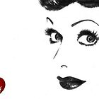 I Love Lucy - Laptop Skin by Lexie  Ramos