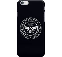 A Link to the Punk iPhone Case/Skin