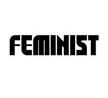 I'm a Feminist by darkandbright