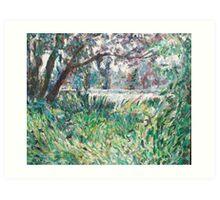 """""""Rideau River"""" Art Print"""