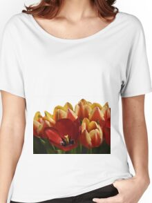 The Tulip Bunch Women's Relaxed Fit T-Shirt