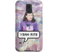 Miranda Sings - Yeah Rite Samsung Galaxy Case/Skin