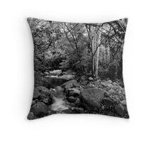 Minnamurra Rainforest Throw Pillow