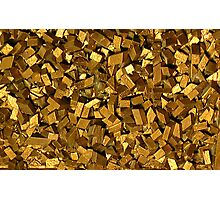 gold nuggets Photographic Print