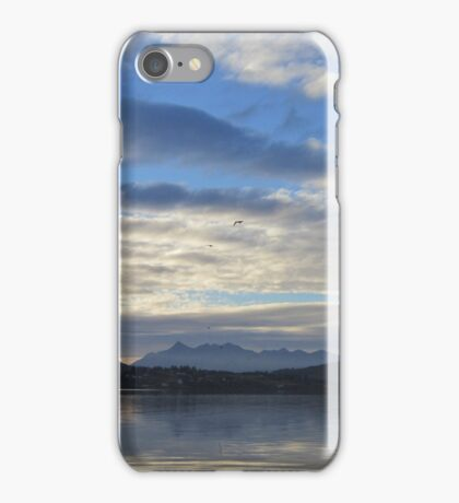 Cuillin Sunrise  iPhone Case/Skin