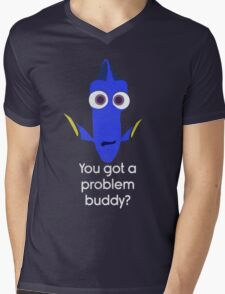 Dory! Mens V-Neck T-Shirt