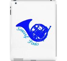 Smurf Penis iPad Case/Skin