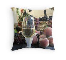 Wairarapa Wine Festival Throw Pillow