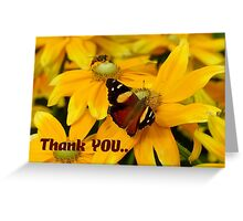 Thank YOU.. - NZ Greeting Card