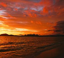 Sunset - Cape le Grand National Park by Marilyn Harris
