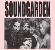 Sound Garden Tee Kids Clothes