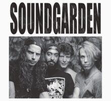 Sound Garden Tee by ascheb