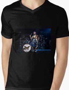 Mike Portnoy Mens V-Neck T-Shirt