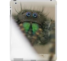 Who Scared Who? iPad Case/Skin