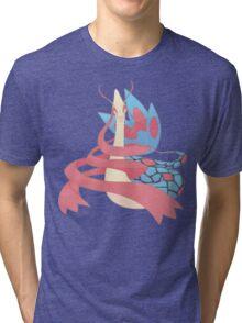 Milotic Tri-blend T-Shirt