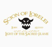 Scion of Lorelei - Light by AquaMoon