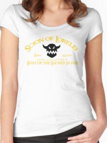 Scion of Lorelei - Light Women's Fitted Scoop T-Shirt
