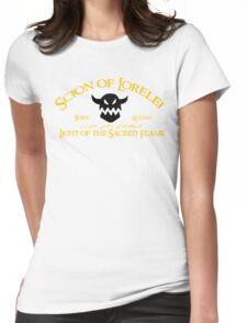 Scion of Lorelei - Light Womens Fitted T-Shirt