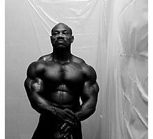 Muscle Show #3 Photographic Print