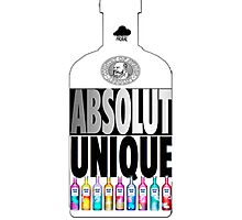 Absolut Photographic Print